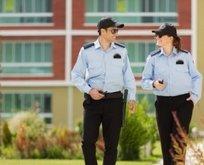 KPSS'siz en az lise mezunu koruma ve güvenlik görevlisi alımı