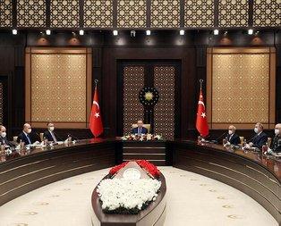 Erdoğan liderliğinde kritik toplantı! Görüntüler geldi