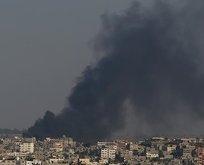 İsrail yine saldırdı! 2 Filistinli şehit oldu
