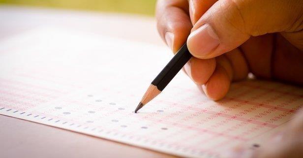 O sınav ertelendi