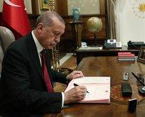 Başkan Erdoğan imzaladı! 30 Haziran...