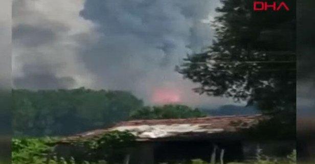 Kızılay'dan uyarı: Çevredeki insanlar dumanı solumamalı