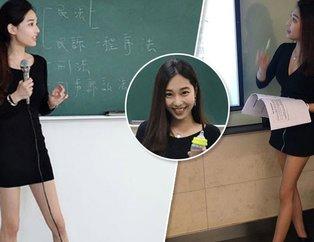 Tayvanlı öğretmen Cheng Jhia-wen sosyal medyayı salladı