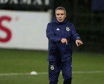 F.Bahçe'nin BB Erzurumspor maçı ilk 11'i belli oldu