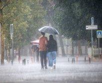 Meteorolojiden sağanak ve sıcak hava uyarısı