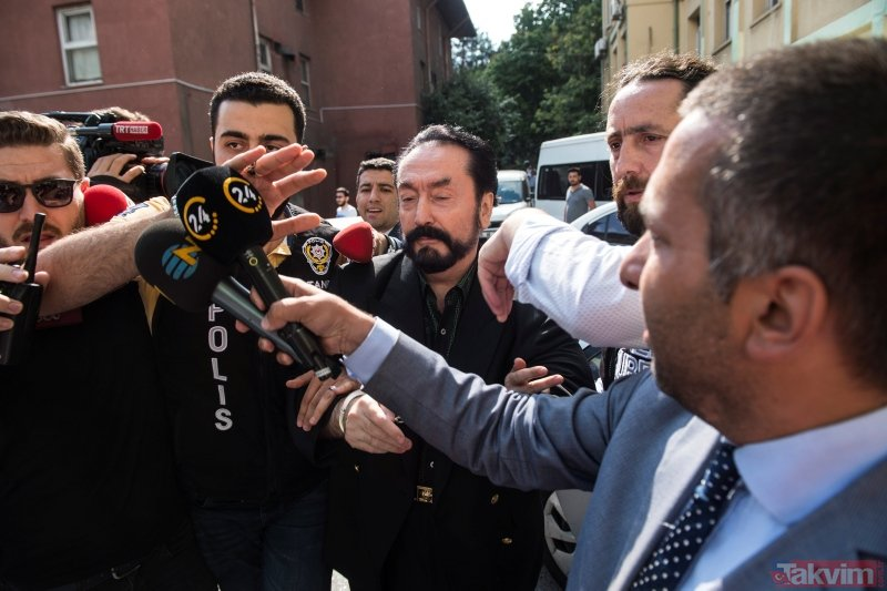 Adnan Oktar'a vatandaşlardan büyük tepki