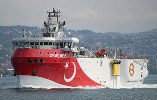 Türkiye'den flaş 'Doğu Akdeniz' mesajı
