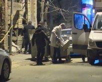 Kadıköy'de yanan araçtan 2 kişinin cesedi çıktı