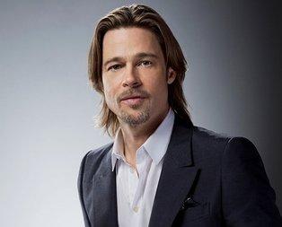 Brad Pitt yeni bir aşka mı yelken açtı?