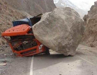 En ilginç otomobil kazaları!