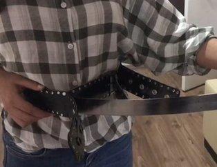 Kemer görünümlü kılıçla gasp şüphelileri yakalandı