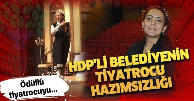 HDP'li belediyede skandal!