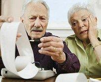 Emekliye zam hesabı