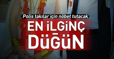 Antalya'da üçüncü kez evlenmeye hazırlanan Mert T.'nin takıları haczedilecek