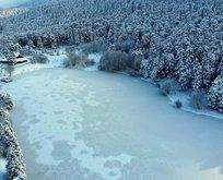 Ne Kars ne Ardahan Türkiye'nin en soğuk ili orası