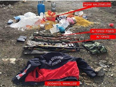 Şırnak'ta PKK'ya ağır darbe! İşte ele geçirilen mühimmatlar
