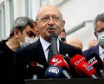 Kılıçdaroğlu demokrasiden bahsediyor