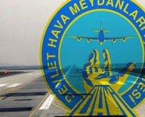 21 şehirdeki havaalanlarına memur alımı başvurusu internetten