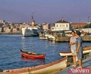 Güzide İstanbul'dan nadide kareler! Bu fotoğraflar sizi geçmişe götürecek...