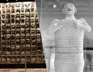 İnsanları öldürdüler derilerini üzerlerine giydiler!