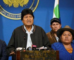 Meksika açıkladı: Morales o teklifi kabul etti