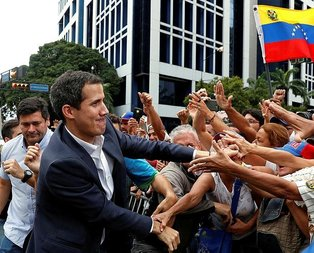 ABD Venezuela'da darbe peşinde mi?