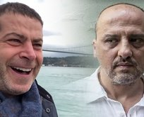 Cüneyt Özdemir ile Ahmet Şık kavga etti!