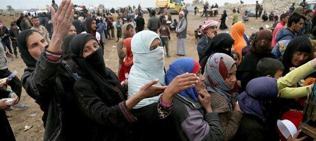 Musul'da insani felaket uyarısı