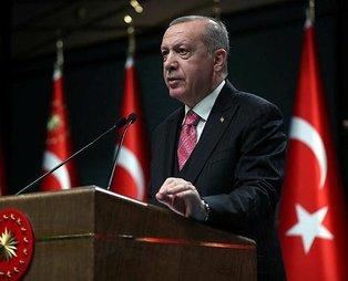 Başkan Erdoğan'dan dev projelerle ilgili paylaşım: Çığır açacak eserlerin yükselişinin sevincini yaşıyoruz