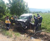 Tokat'ta acı kaza! Ölü ve yaralılar var