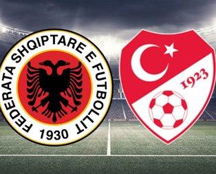 Arnavutluk - Türkiye maçı hangi kanalda?