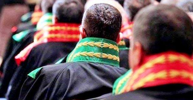 Hakim ve savcıların görevde yükselme kararı