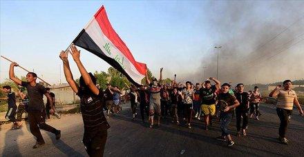 Irak Parlamentosundan il meclislerinin çalışmalarını dondurma kararı