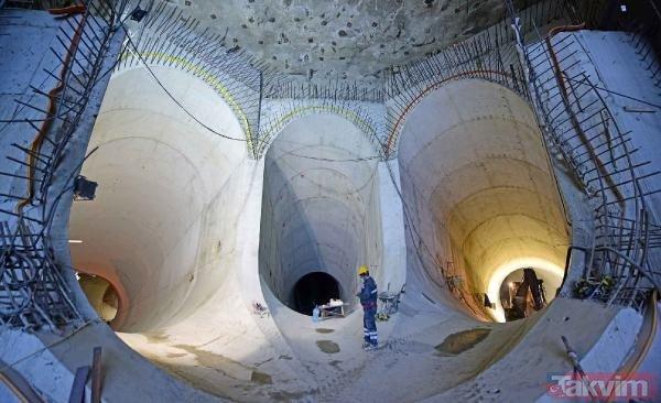 Tamamlandığında Türkiye'nin en yükseği olacak! Yusufeli Barajı'nın gövdesinin tamamlanmasına 4 metre kaldı