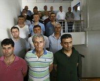 FETÖ'cü Akın Öztürk'ün emir astsubayı tutuklandı