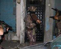 Adana'da şafak vakti DEAŞ'a operasyon