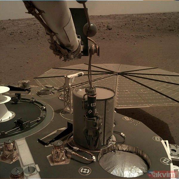 NASA, Mars'ın sırrını çözmek için 100'den fazla ses kaydı aldı! O gerçek böyle ortaya çıktı