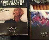 Yeni sigara paketleri böyle olacak!
