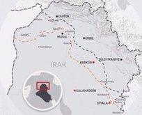 Irak ordusu: Peşmerge, Haziran 2014teki sınırlarına çekildi