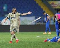 Caner Erkin Fenerbahçe'de ilki başardı!