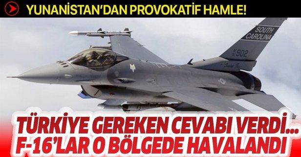 Yunanistan'dan provokatif hamle!