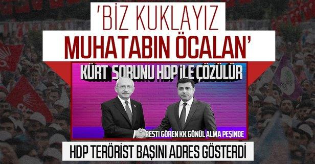HDP'den Kılıçdaroğlu'na Öcalan mesajı