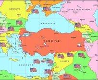 NATO eliyle Türkiye'yi kuşatma harekatı