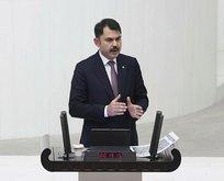 Bakan Kurum'dan HDP'lilere soğuk duş