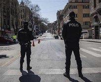 Bakanlıktan sokağa çıkma kısıtlaması açıklaması