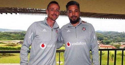 Beşiktaş, Guti ve İlhan Mansız'ı açıkladı...