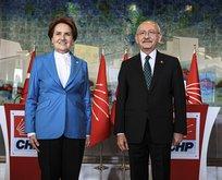 Kılıçdaroğlu-Akşener ne konuştu?