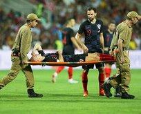 Domagoj vida sakatlandı Pepe golünü attı
