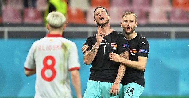 EURO 2020'de ırkçılık skandalı! O isim özür diledi