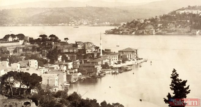 Burası bakın İstanbul'un neresi! Fotoğraftaki develi meydana şimdilerde iğne atsanız düşmüyor